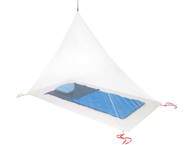 Cocoon Mosquito Travel Net Ultralight Single, white